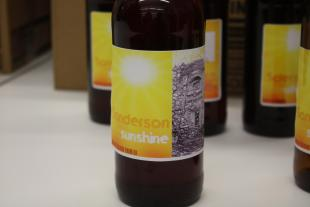 Sanderson Sunshine, named by Tom Bell, 3rd year